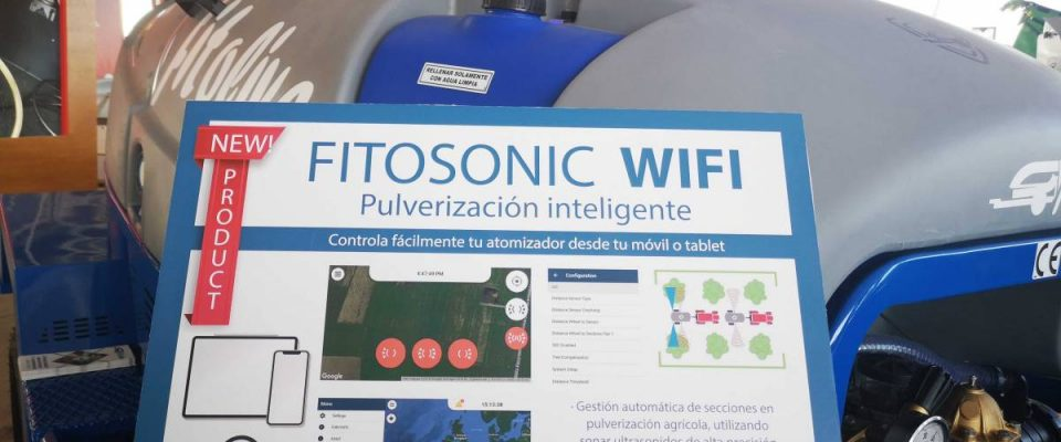 Fitosonic Wifi FItoliva