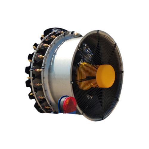 Turbina Pro-X1 (dif. Xtreme-920)