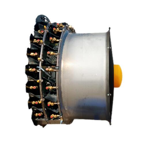 Turbina Pro x3 42 jets