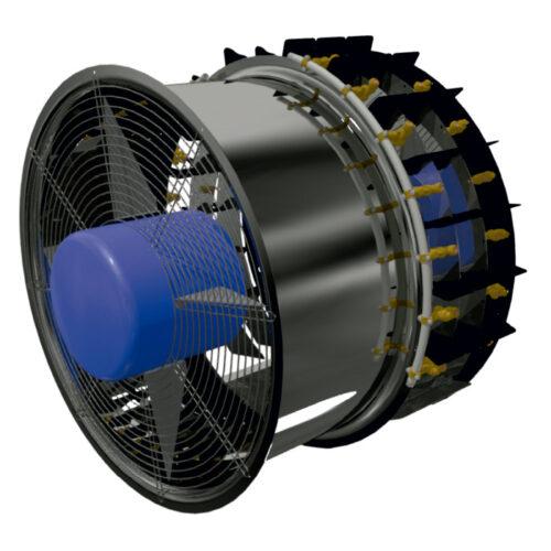 Turbina Top x1